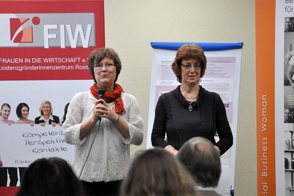 Social Business Women Auftaktveranstaltung Rostock
