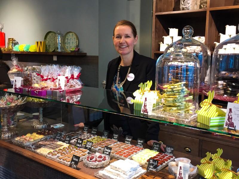 Social Business Women Eröffnung Wilhelmine