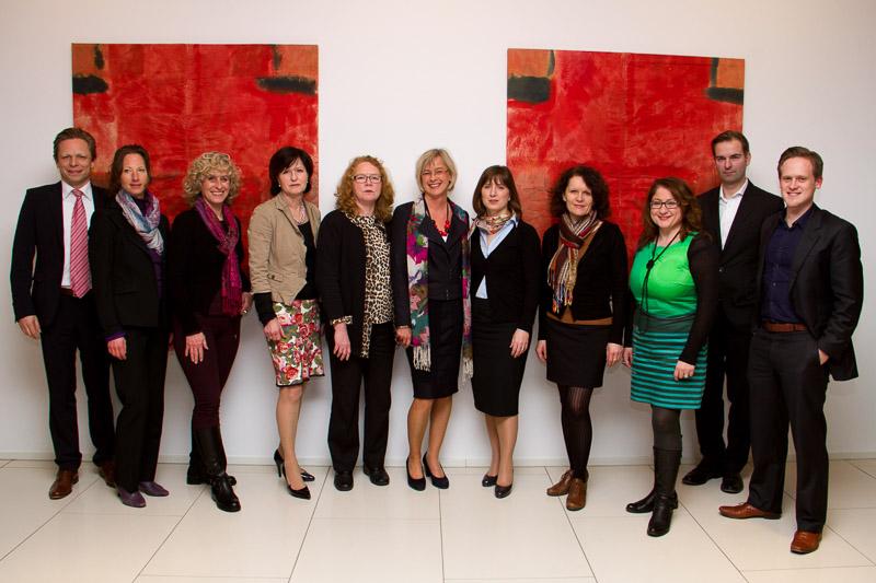 Social Business Women Gründungsmitglieder