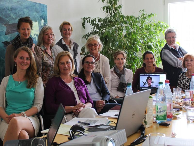 Social Business Women SBW Netzwerktreffen