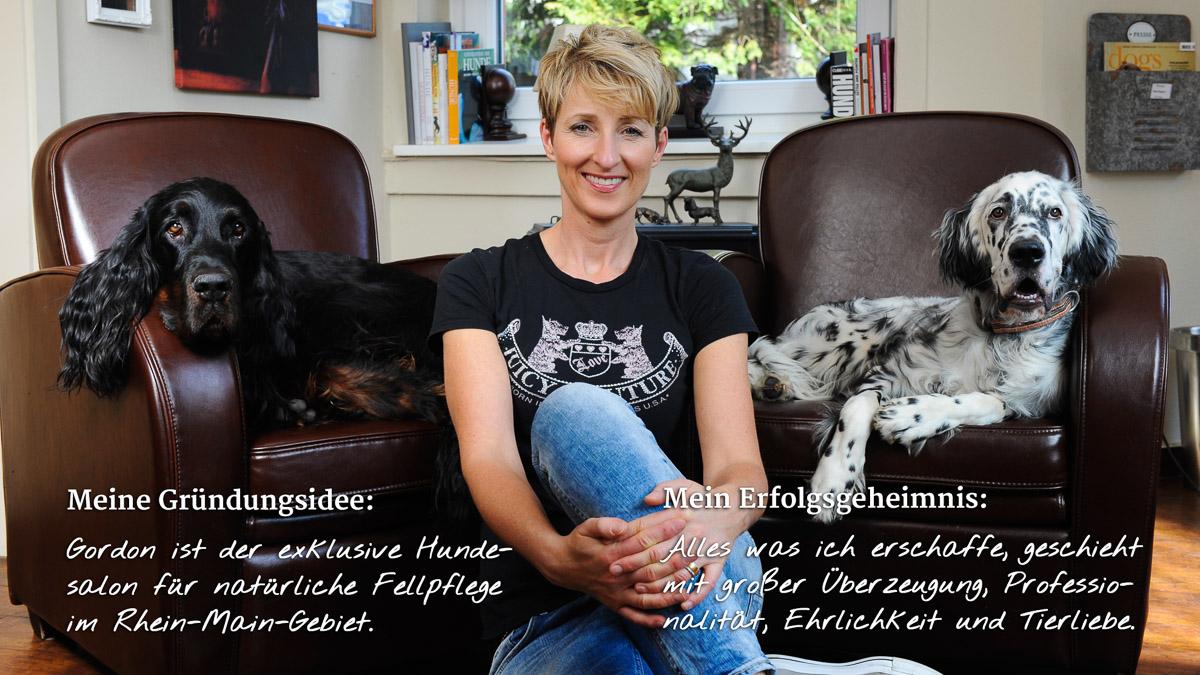 Social Business Women Gordon Kristine Schirmer