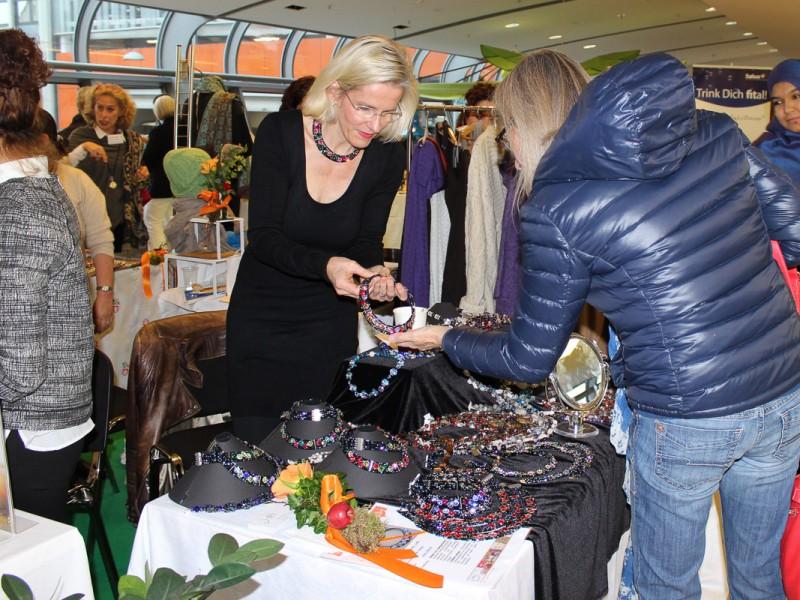 Social Business Women Markt der Vielfalt Wiesbaden