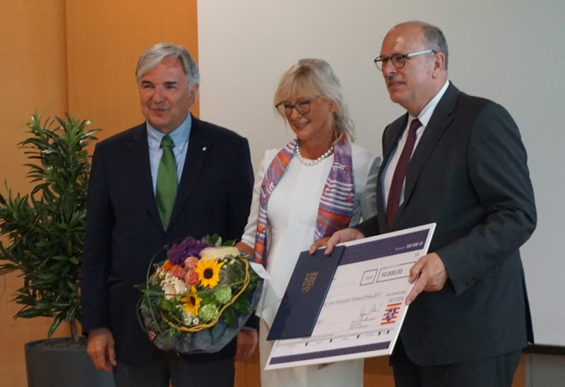 Verleihung des Elisabeth-Selbert-Preises 2017