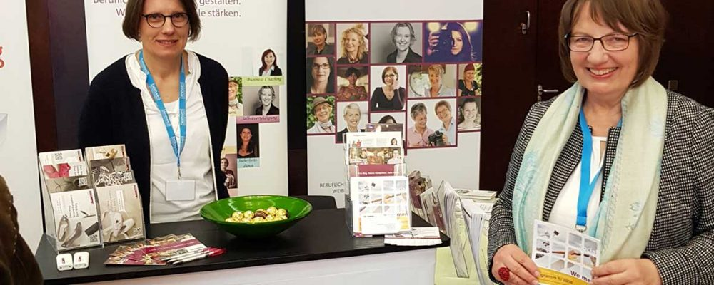 Social Business Women - Aufschwung-Messe 2018