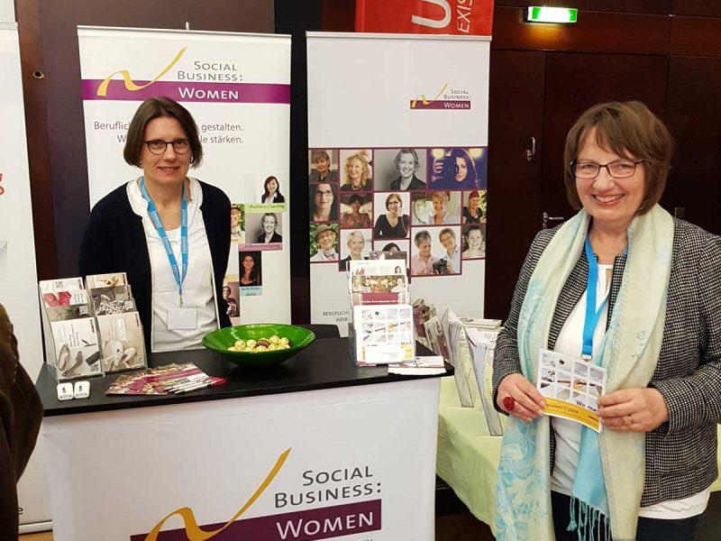 Social Business Women - Aufschwung-Messe 2018
