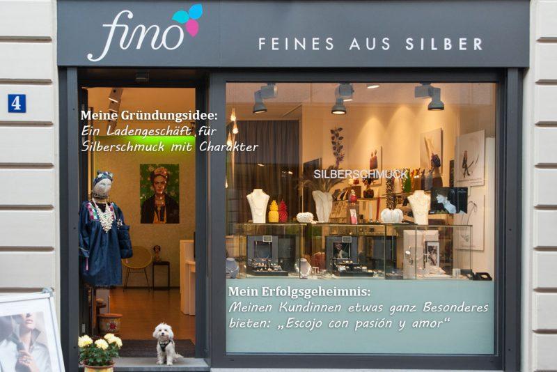 Social Business Women - Fino Feines aus Silber