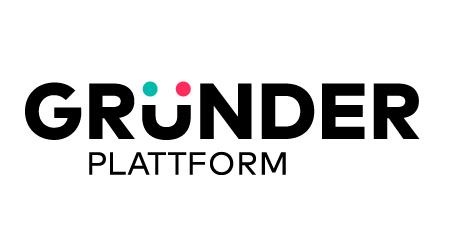 Gründerplattform Logo