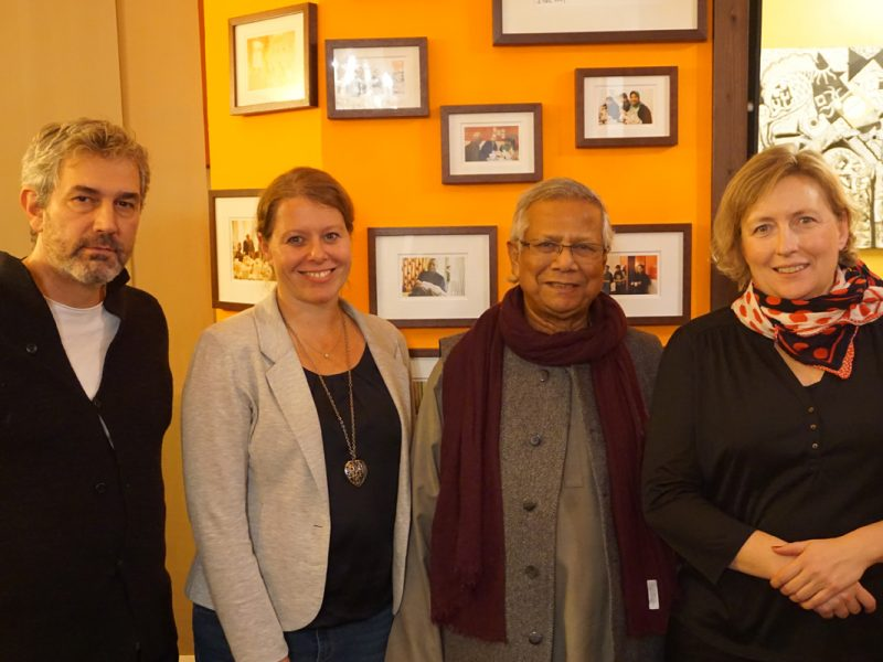 Professor Muhammad Yunus