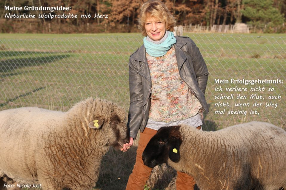 Social Business Women - Five Sheep